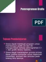 319021800 Pemrograman Grafis Dasar
