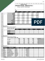 Práctica 1 Formulas