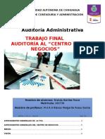 Trabajo Final Auditoria