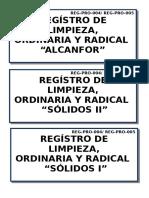 ETIQUETAS ARCHIVADORES