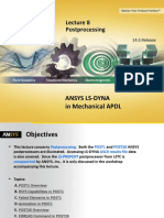 ANSYS_LS-DYNA_MAPDL_14.5_L08_Postprocessing