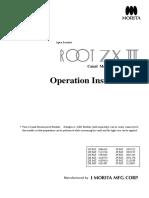 DENTSPLY Maillefer Root ZXII Apex Locator 2vm3owk en 1308