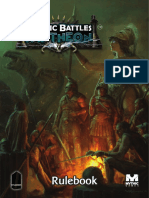 Mythic Battles - Rulebook - Beta
