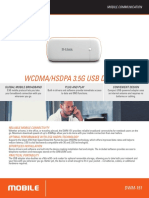 Datasheet dwm151