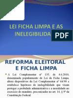 Direito Eleitoral - Slides