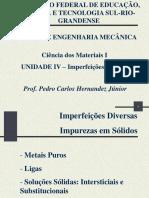 97336-Aula 5 Un. IV Imperfeições Diversas