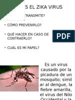 Qué Es El Zika Virus Pp