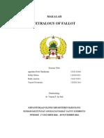 Makalah Tetralogy Of Fallot