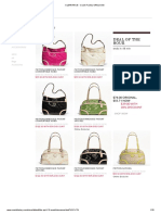 CLEARANCE - Coach Factory Official Site