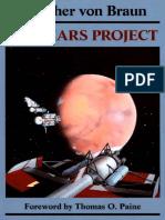 The Mars Project – Wernher Von Braun (1953)