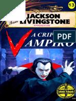 13 - A Cripta Do Vampiro