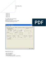 Cai Dat Modbus PLC Và Inverter