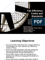 I2SL Fan Codes Standards 2013 Fan Codes Standards