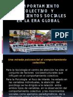 Comportamiento Colectivo y Movimientos Sociales en La Era