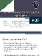 Contaminación de los suelos en el Perú.pptx