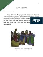 Kisah Nabi Saleh As
