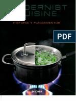 1 Modernist Cuisine