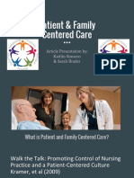 patient centered care pptx