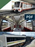 Trenes CAF 2