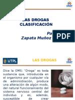 CLASIFICACIÓN DE LAS DROGAS ENERO 2015(1).ppt