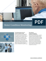 Motor Condition Monitoring
