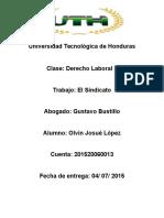 Universidad Tecnológica de Honduras