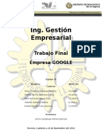 Google Proyecto