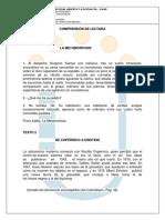 Lecturas Para Actividad Inicial 2 2014-2