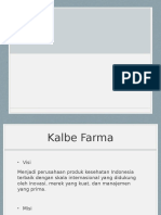 Kalbe Farma