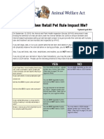 retail pets checklist  1  usda