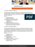 Microsoft MOC- Course 20697 Outline