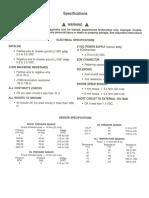 C8.3 Marine Codes & Spec