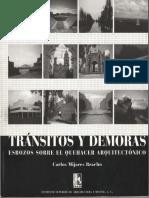 Tránsitos y Demoras - Carlos Mijares