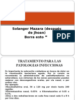 TRATAMIENTO PARA LAS PATOLOGIAS INFECCIOSAS.pptx