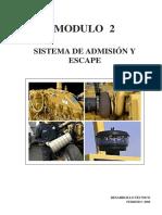 3.-Sistema de Admision y Escape