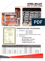 Chemical Composition baja