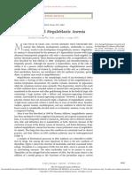 Anemia Megaloblastica inducida por farmacos