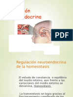 Regulación Neuroendocrina de La Homeostasis