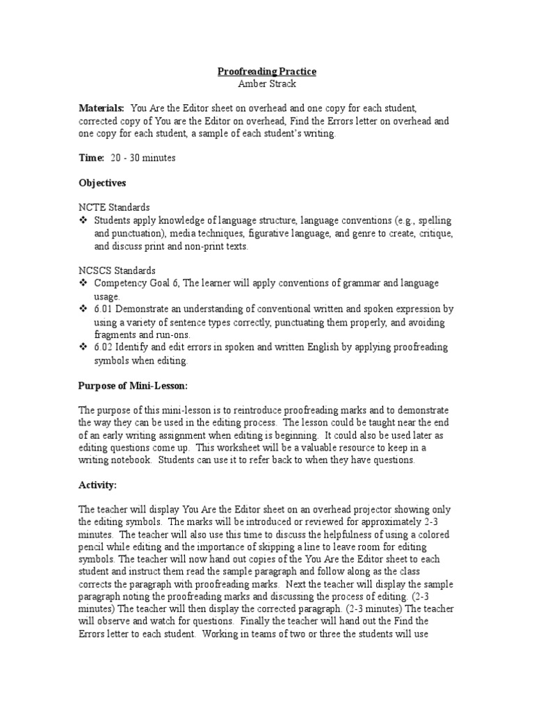 worksheet Fragments And Run-ons Worksheets amber strack proofreading practice editing proofreading