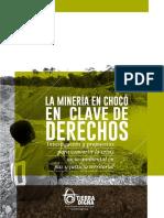 La Mineria en el Chocó