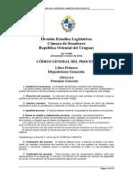CodigoGeneraldeProceso Uruguay