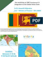 Sri Lanka's SMEs