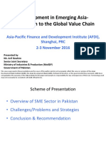 Development in Emerging Asia- Integration to the Global Value Chain