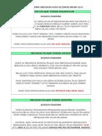 Senarai Penerima Anugerah Khas Kecemerlangan 2014