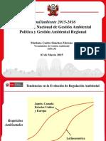 Gestión Ambiental 2015-2016