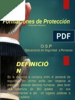 FORMACIONES DE SEGURIDAD osp.ppt