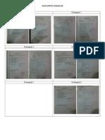 Data Pengamatan Review Nacl
