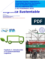 1.a FCEIA-UNR. Logística Sustentable 2016.