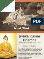 Presentacion de Masaje Thai