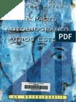 Philippe Lejeune El Pacto Autobiografico y Otros Textos